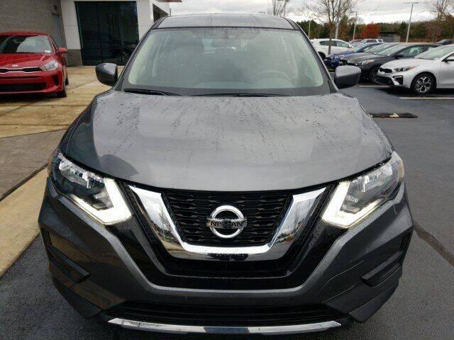 2017 Nissan Rogue for sale at Lou Sobh Kia in Cumming GA