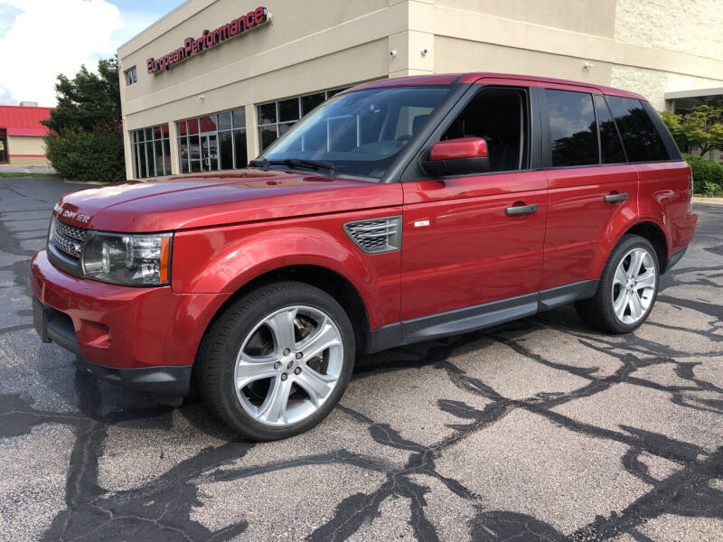 2011 Land Rover Range Rover Sport for sale at European Performance in Raleigh NC
