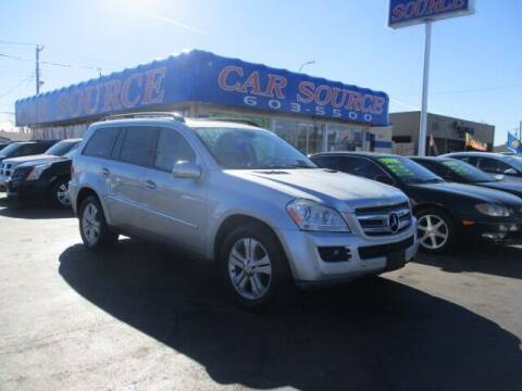 2008 Mercedes-Benz GL-Class for sale at CAR SOURCE OKC - CAR ONE in Oklahoma City OK