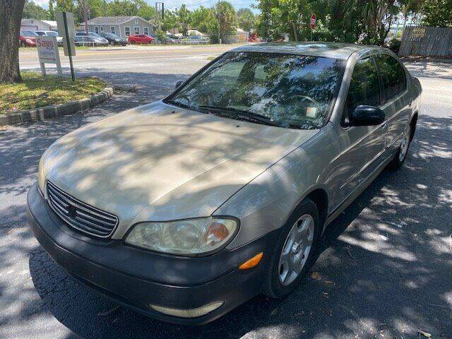 2000 Infiniti I30 for sale at Florida Prestige Collection in St Petersburg FL
