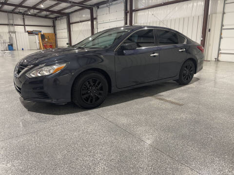 2018 Nissan Altima for sale at Hatcher's Auto Sales, LLC - Buy Here Pay Here in Campbellsville KY