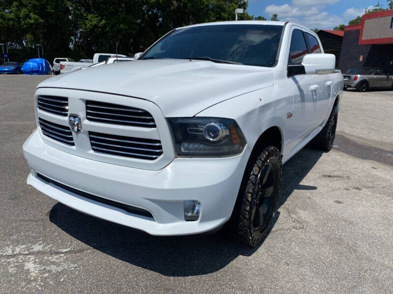 2014 RAM Ram Pickup 1500 for sale at Capital City Imports in Tallahassee FL