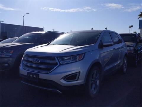 2017 Ford Edge for sale at Camelback Volkswagen Subaru in Phoenix AZ