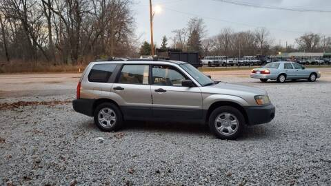 2005 Subaru Forester for sale at Settle Auto Sales TAYLOR ST. in Fort Wayne IN