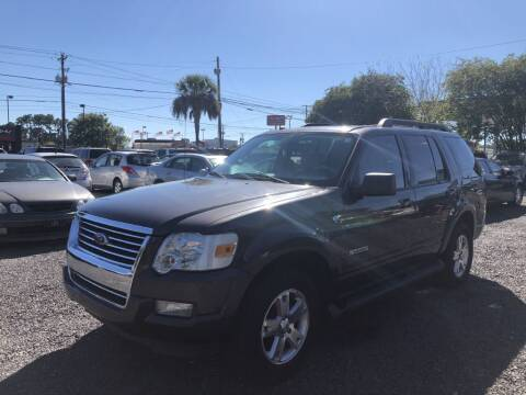 2007 Ford Explorer for sale at Lamar Auto Sales in North Charleston SC
