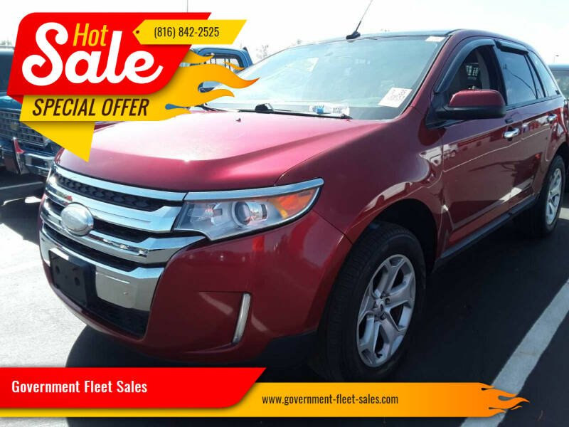 2011 Ford Edge for sale at Government Fleet Sales in Kansas City MO