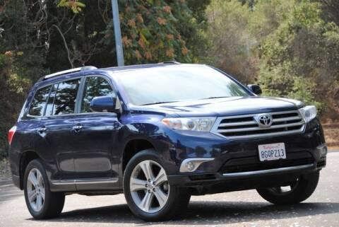 2013 Toyota Highlander for sale at VSTAR in Walnut Creek CA