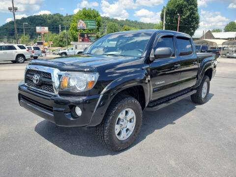 2011 Toyota Tacoma for sale at MCMANUS AUTO SALES in Knoxville TN