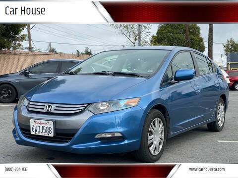 2010 Honda Insight for sale at Car House in San Mateo CA