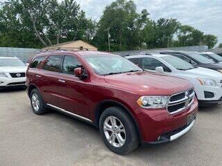 2013 Dodge Durango for sale at Car Depot in Detroit MI