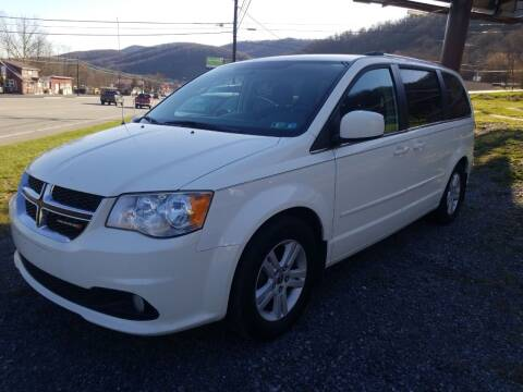 2012 Dodge Grand Caravan for sale at Mackeys Autobarn in Bedford PA