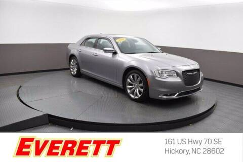 2018 Chrysler 300 for sale at Everett Chevrolet Buick GMC in Hickory NC