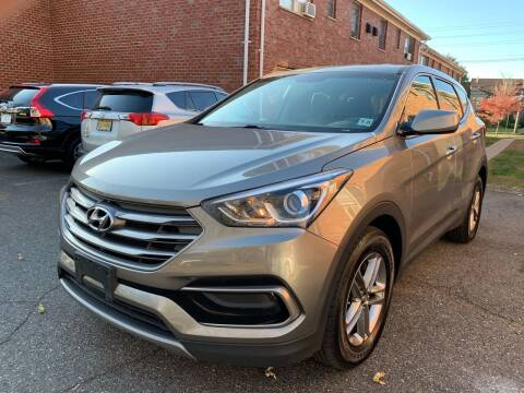 2017 Hyundai Santa Fe Sport for sale at MFT Auction in Lodi NJ