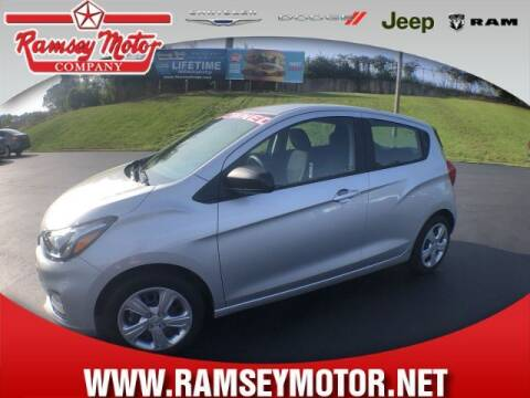 2020 Chevrolet Spark for sale at RAMSEY MOTOR CO in Harrison AR