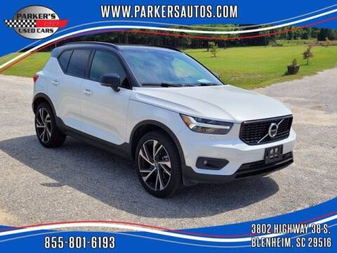 2021 Volvo XC40 for sale at Parker's Used Cars in Blenheim SC