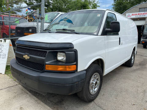 2011 Chevrolet Express Cargo for sale at White River Auto Sales in New Rochelle NY