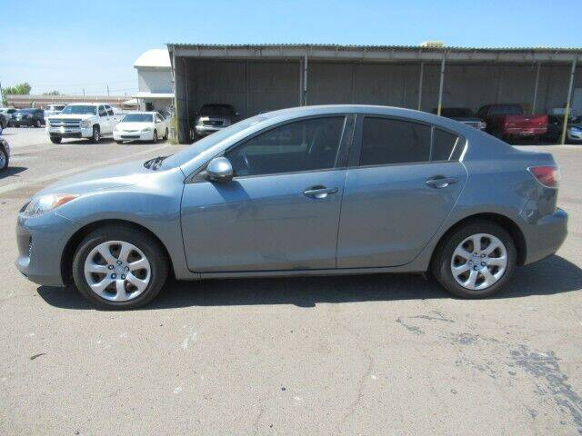 2013 Mazda MAZDA3 for sale at Autos by Jeff Tempe in Tempe AZ