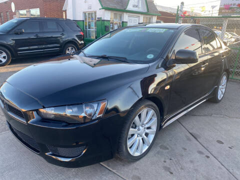 2008 Mitsubishi Lancer for sale at GO GREEN MOTORS in Denver CO