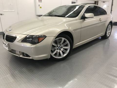 2006 BMW 6 Series for sale at TOWNE AUTO BROKERS in Virginia Beach VA