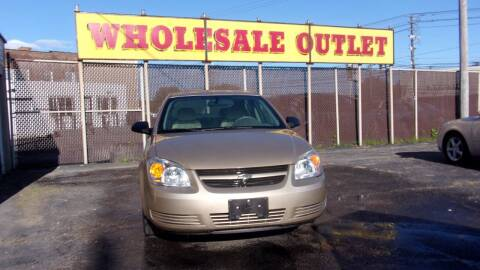 2006 Chevrolet Cobalt for sale at LONG BROTHERS CAR COMPANY in Cleveland OH