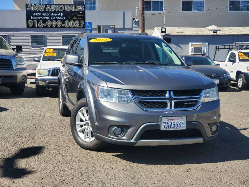 2013 Dodge Journey for sale at AMW Auto Sales in Sacramento CA