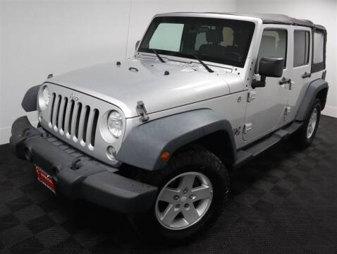 2008 Jeep Wrangler Unlimited for sale at CarNova in Stafford VA