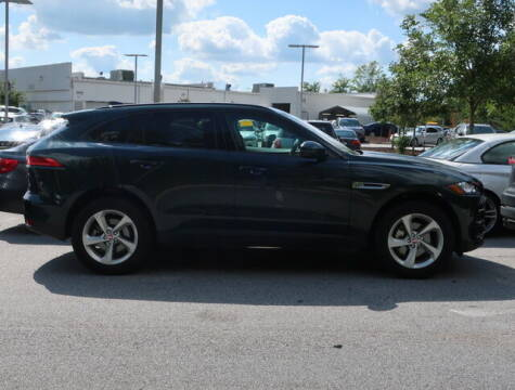 2018 Jaguar F-PACE for sale at Southern Auto Solutions - BMW of South Atlanta in Marietta GA