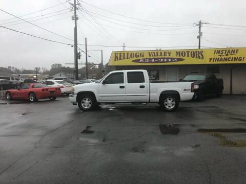 2005 GMC Sierra 1500 for sale at Kellogg Valley Motors in Gravel Ridge AR