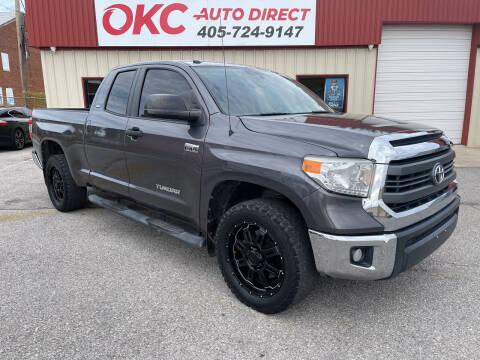2014 Toyota Tundra for sale at OKC Auto Direct, LLC in Oklahoma City OK