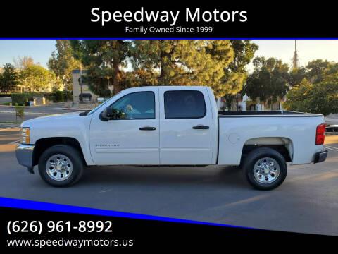 2012 Chevrolet Silverado 1500 for sale at Speedway Motors in Glendora CA