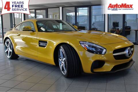 2017 Mercedes-Benz AMG GT for sale at Auto Max in Hollywood FL