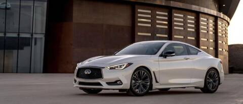 2021 Infiniti Q60 Coupe for sale at XS Leasing in Brooklyn NY