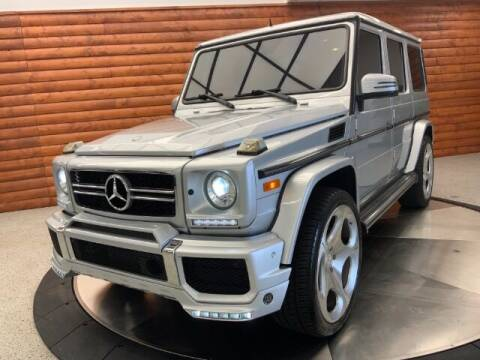 2015 Mercedes-Benz G-Class for sale at Dixie Motors in Fairfield OH