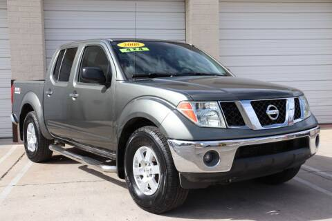 2008 Nissan Frontier for sale at MG Motors in Tucson AZ