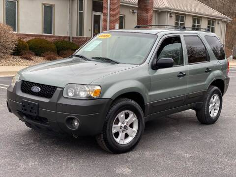 2005 Ford Escape for sale at Premier Motors of KC in Kansas City MO