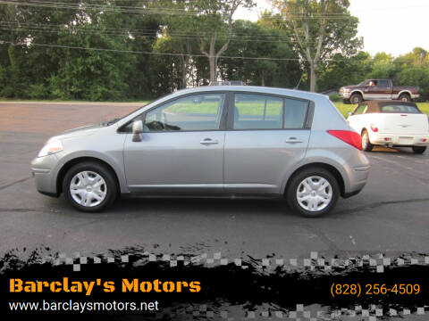 2012 Nissan Versa for sale at Barclay's Motors in Conover NC