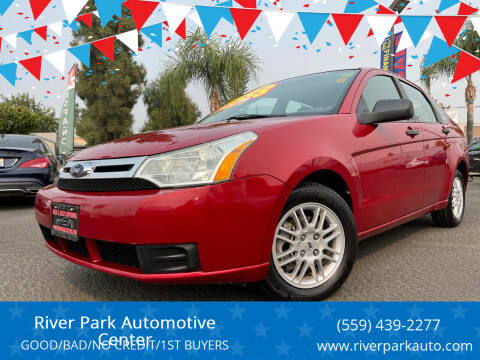 2010 Ford Focus for sale at River Park Automotive Center in Fresno CA
