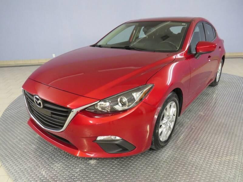 2014 Mazda MAZDA3 for sale at Hagan Automotive in Chatham IL