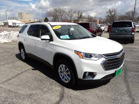 2019 Chevrolet Traverse for sale at Unzen Motors in Milbank SD