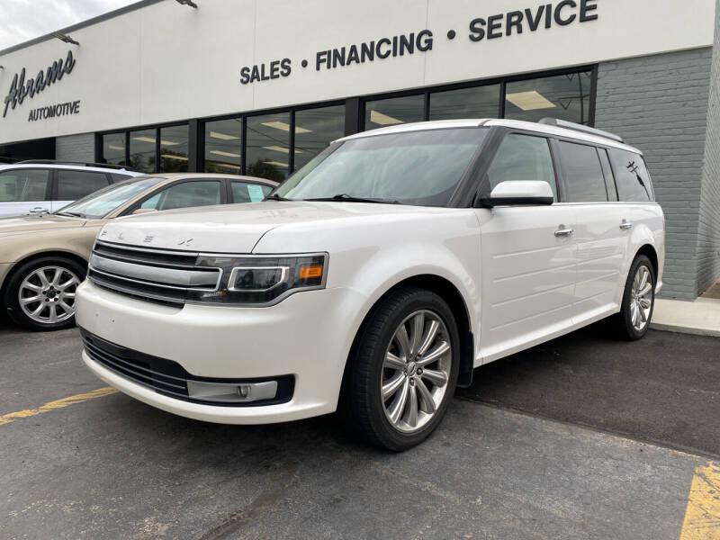 2013 Ford Flex for sale at Abrams Automotive Inc in Cincinnati OH