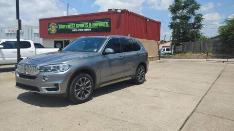 2017 BMW X5 for sale at Southwest Sports & Imports in Oklahoma City OK