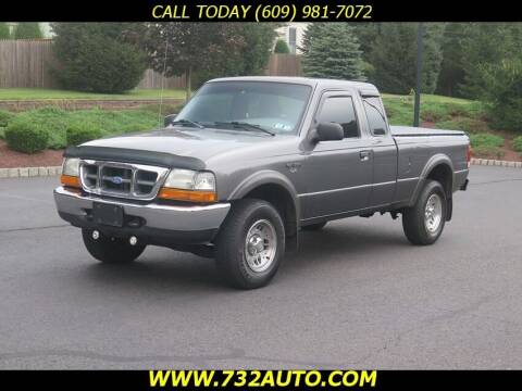 1999 Ford Ranger for sale at Absolute Auto Solutions in Hamilton NJ