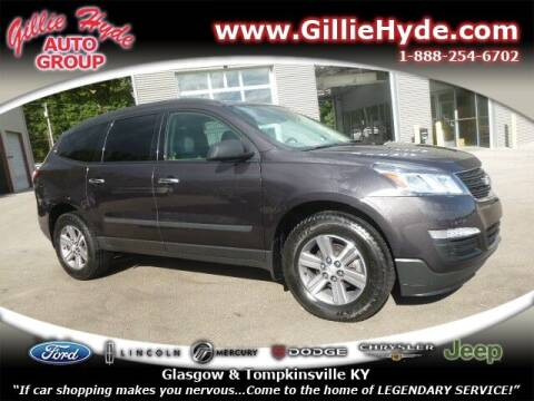 2017 Chevrolet Traverse for sale at Gillie Hyde Auto Group in Glasgow KY
