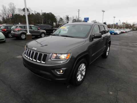 2014 Jeep Grand Cherokee for sale at Paniagua Auto Mall in Dalton GA