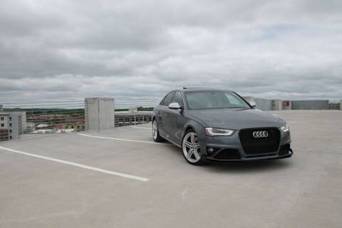 2013 Audi S4 for sale at Born Again Auto's in Sioux Falls SD
