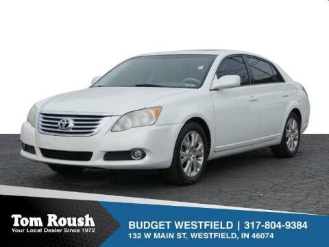 2008 Toyota Avalon for sale at Tom Roush Budget Westfield in Westfield IN