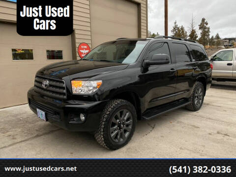 2015 Toyota Sequoia for sale at Just Used Cars in Bend OR