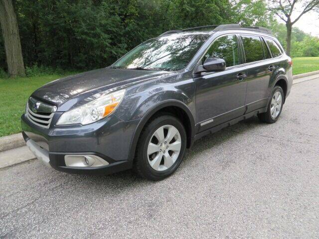 2010 Subaru Outback for sale at EZ Motorcars in West Allis WI