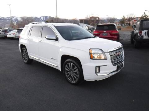 2016 GMC Terrain for sale at Budget Auto Sales in Carson City NV