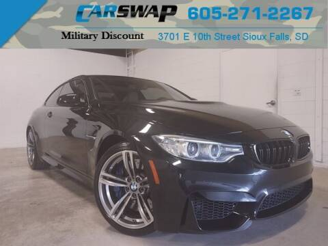 2015 BMW M4 for sale at CarSwap in Sioux Falls SD